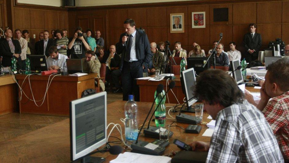 Jednání zastupitelstva, ilustrační foto