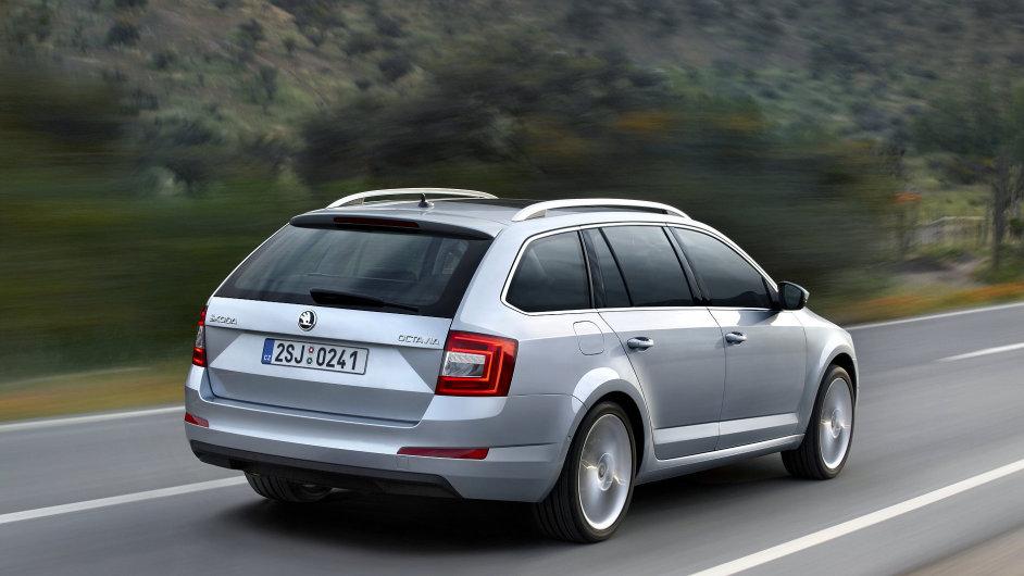 Za úspěch na evropském trhu může Škoda Auto děkovat hlavně modelu Octavia.