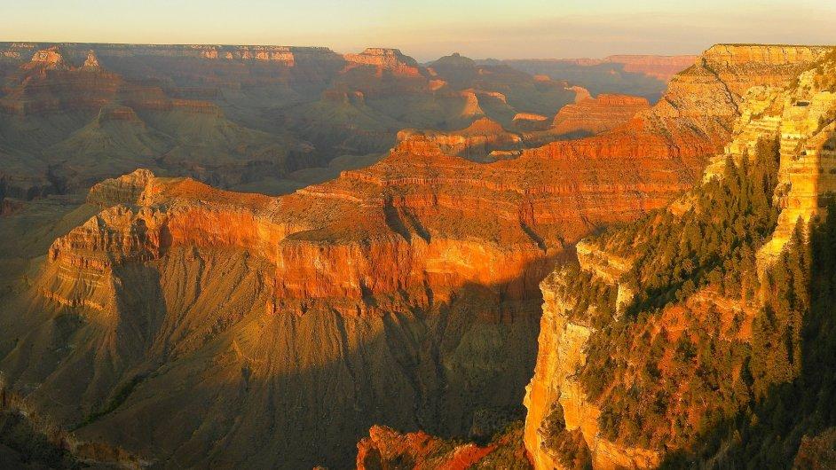 Grand Canyon, ilustrační foto