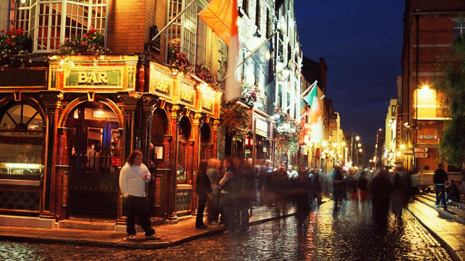 Irsko.