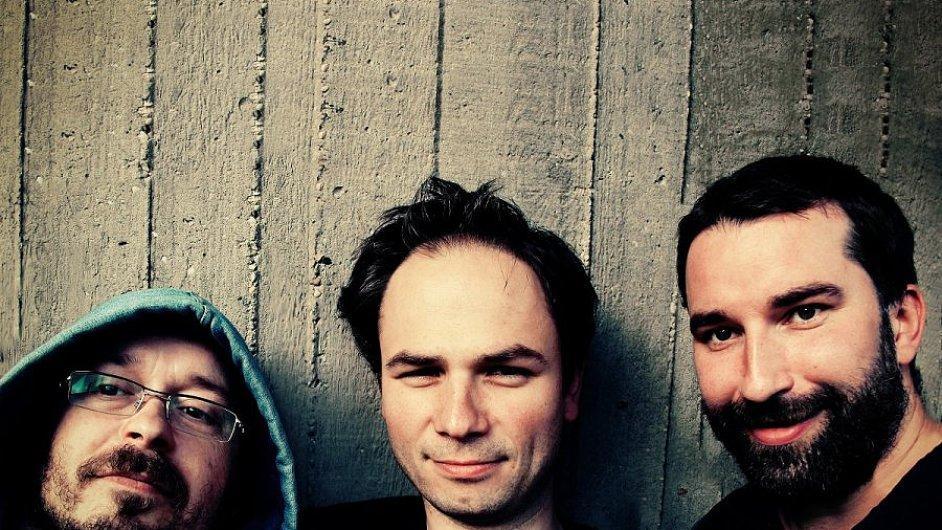 Bratislavská kapela Korben Dallas hraje třetím rokem.