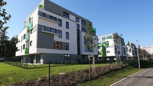 Develope�i loni v Praze prodali byty za 17,7 miliardy