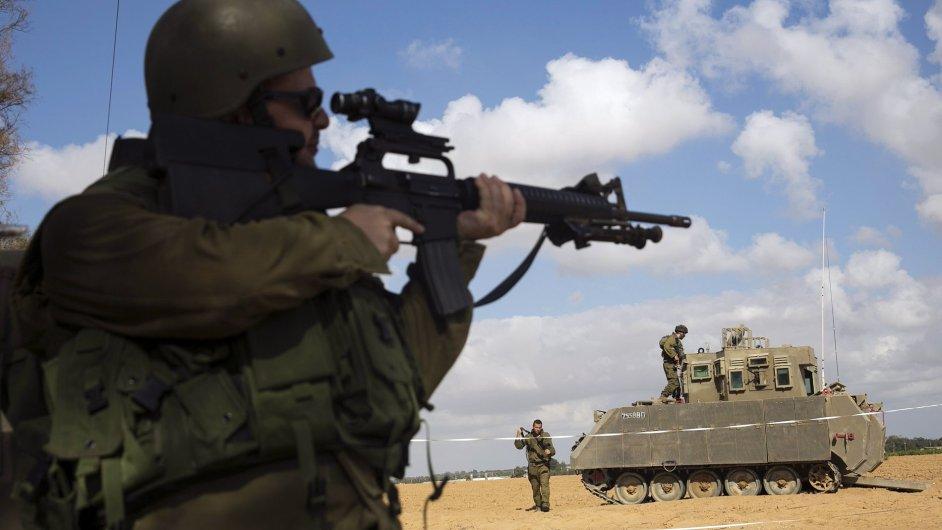 Izrael dokončil hlavní cíl operace a stahuje se z Pásma Gazy. Ilustrační foto