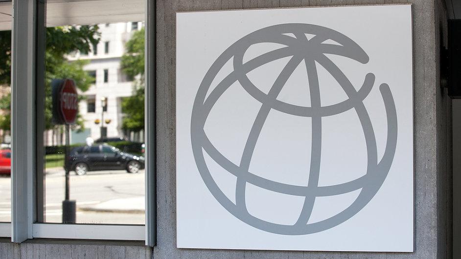 Sídlo Světové banky ve Washingtonu