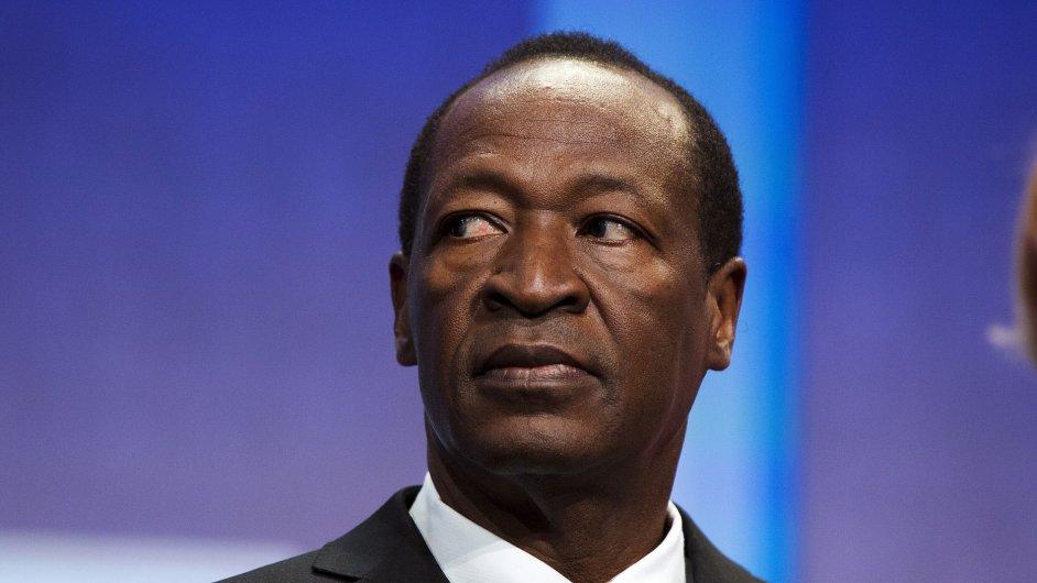 Nyní již bývalý prezident Burkina Fasa Blaise Compaoré byl spojencem Západu v boji proti islamistům.