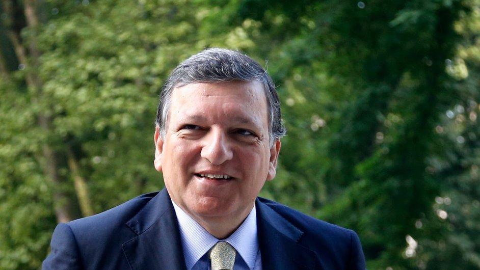 José Manuel Barroso, bývalý předseda Evropské komise