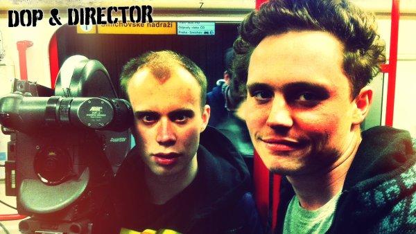 Tomáš Merta a Tomáš Klein jsou autory filmu Retriver.