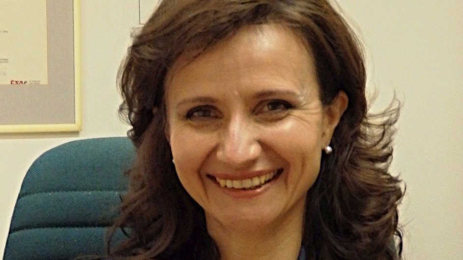 Jolana Maderová, ředitelka divize letenek a služebních cest kanceláře OK-TOURS