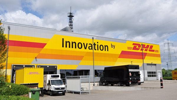 DHL chce ve svých skladech využívat technologii internetu věcí - Ilustrační foto.
