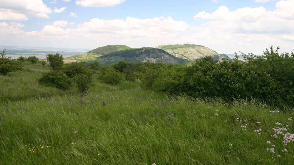 Krásná krajina jižní Moravy