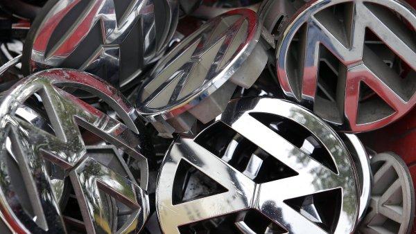 Odbyt aut z koncernu Volkswagen se v lednu vr�til k r�stu - Ilustra�n� foto.
