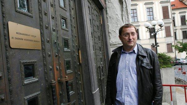 Bývalý náměstek pražského primátora a posléze i ministr obrany Rudolf Blažek.