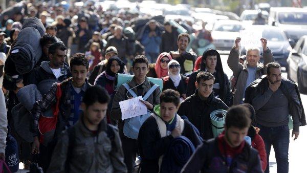 Počty migrantů, které Turecko vezme zpět, budou řádově v tisících či desetitisících.