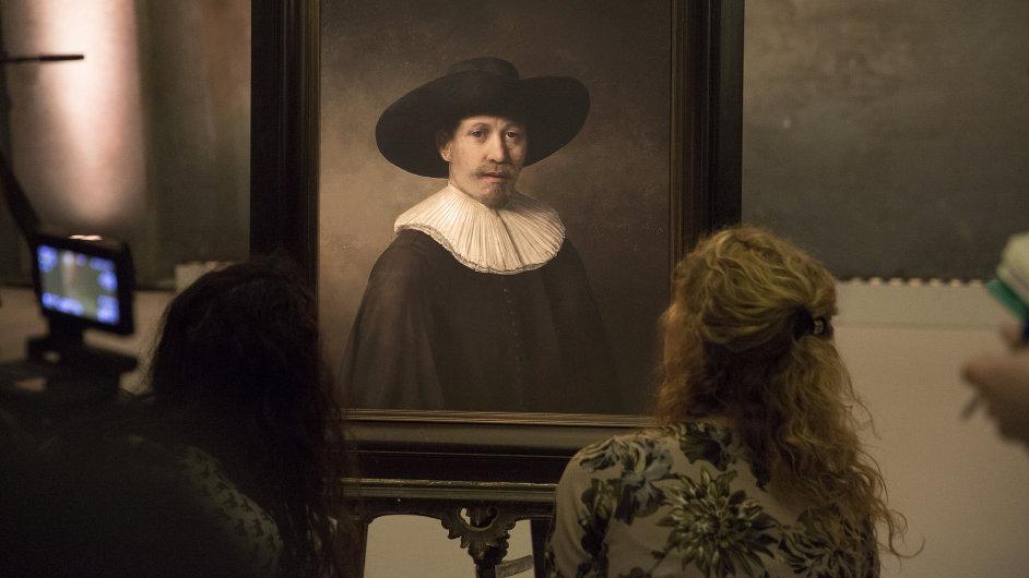 Nový obraz od Rembrandta