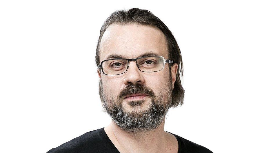 Marcel Náhlovský, ředitel marketingu nadnárodní společnosti Lasvit