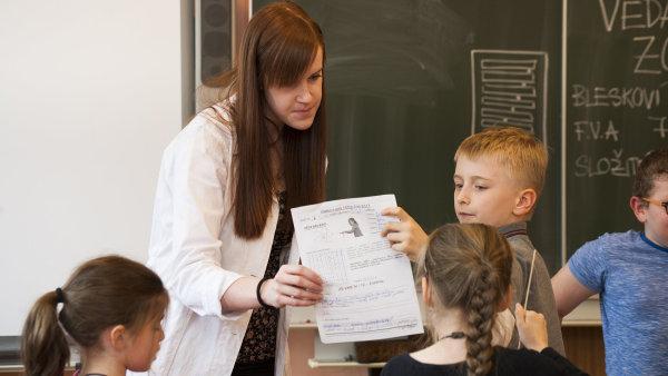 Děti - ilustrační foto