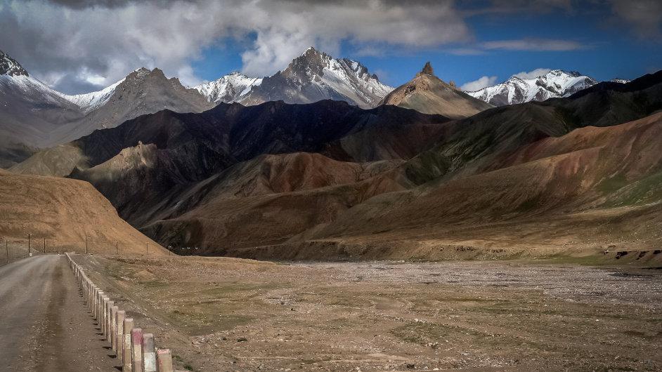 Hory v Tibetu
