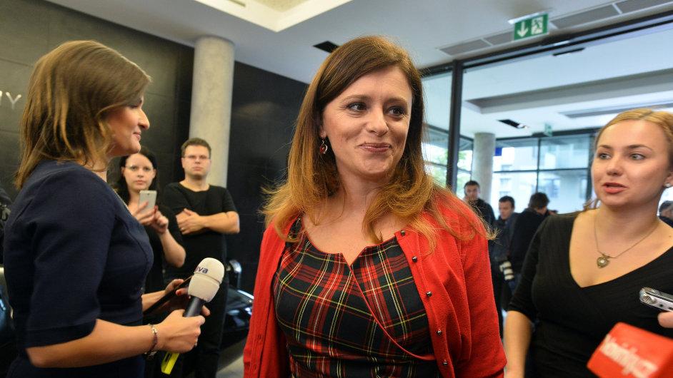 Jaroslava Jermanová.