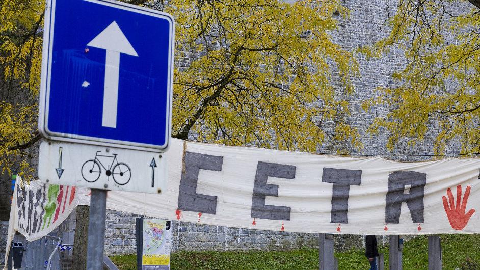 Belgie dohoda CETA