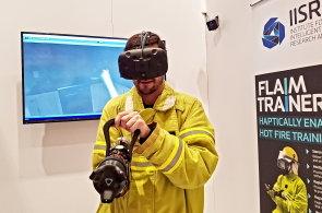 Virtuální realita není jen pro hračičky, nejlepší využití zatím ukázal hasičský simulátor