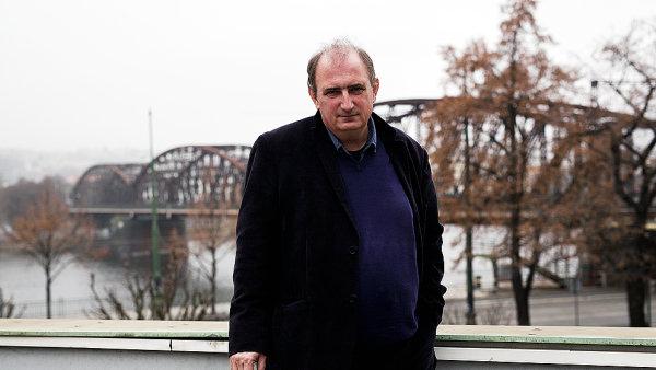 Jan Pfeiffer, expert na reformu péče o duševní zdraví a jeden ze zakladatelů organizace Fokus Praha.