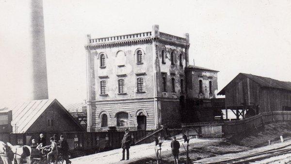 Důl Simson byl černouhelný důl, který fungoval v letech 1853-1925.