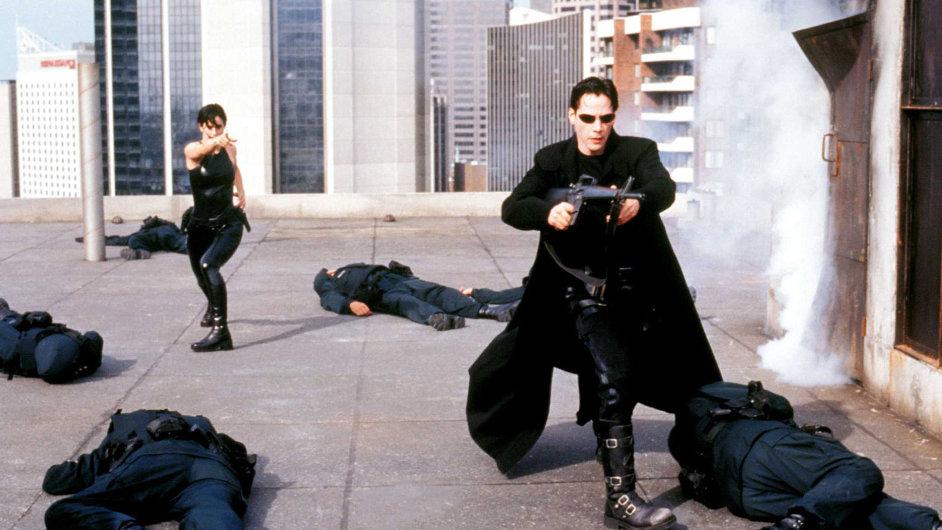 Film Matrix v roce 1999 utržil přes 460 milionů dolarů a obdržel čtyři ceny Oscar.