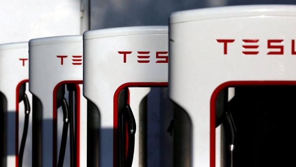 Tesla se chystá na výrobu Modelu 3.