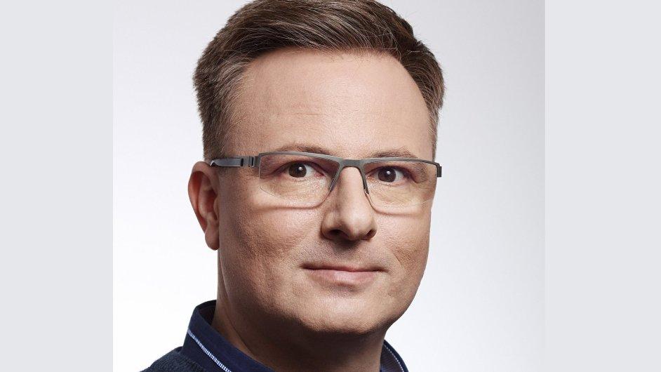Miroslav Mišek, obchodní ředitel společnosti Ingenico Group na Slovensku