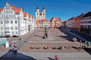 Německé město Wittenberg: Tady je Babišovo. Do podnikání tu politik dá miliardu eur
