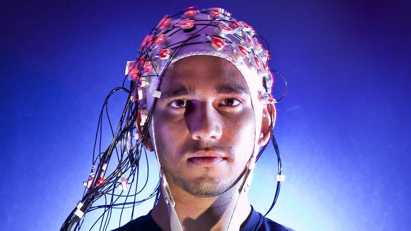 Neinvazivní záznam mozkové aktivity