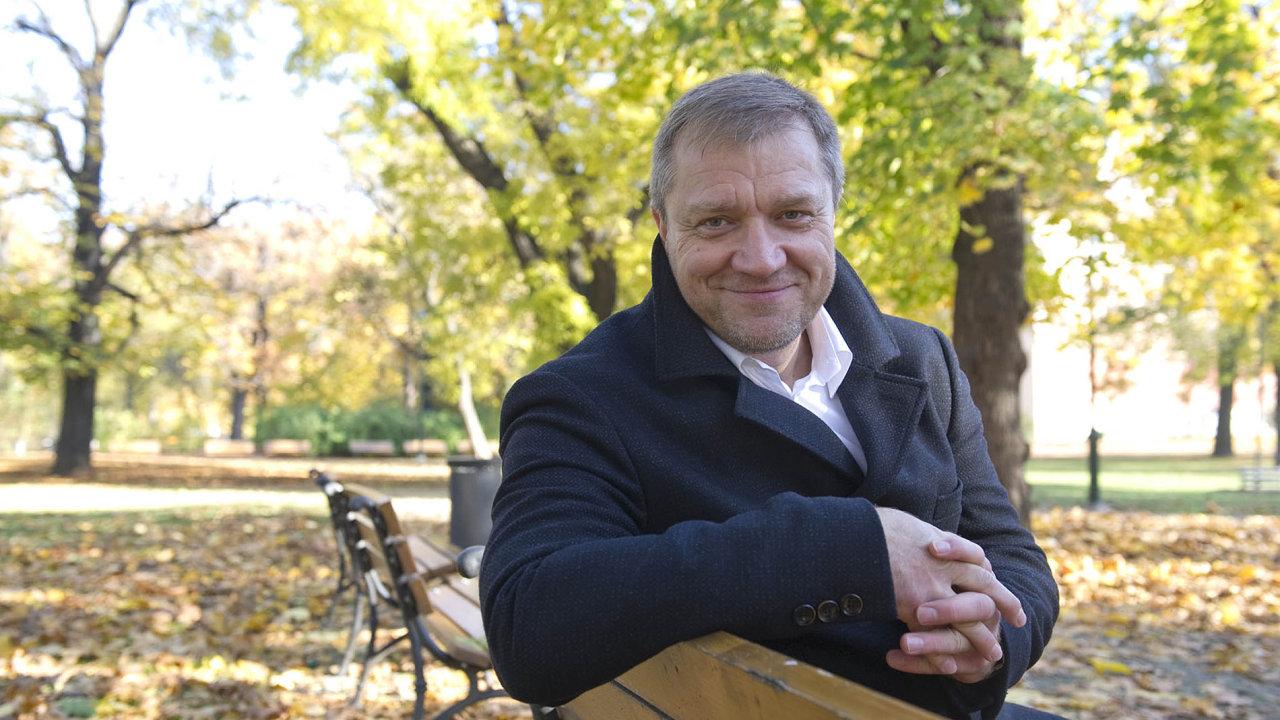 Marek Herman, vysokoškolský pedagog aodborník napředškolní výchovu dětí.