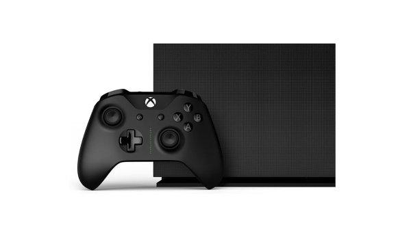 Xbox One X Scorpio Edition určená největším fanouškům