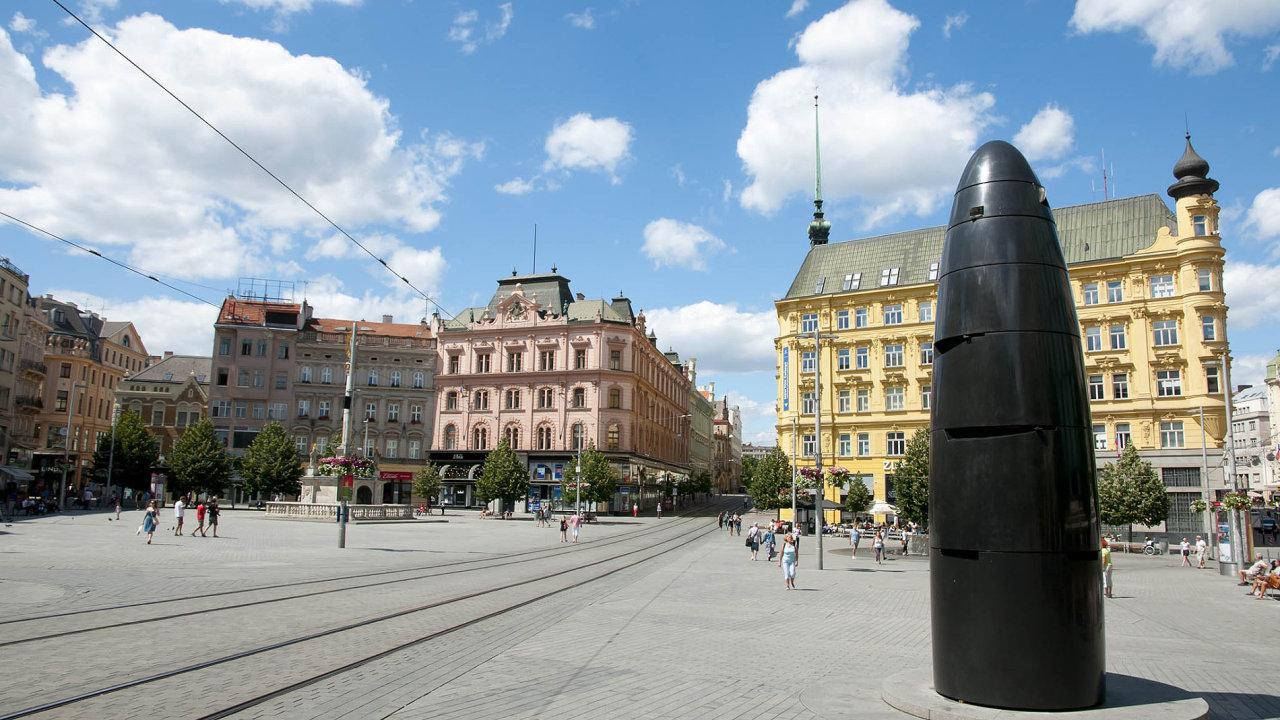 Situace v Brně je oproti zbytku republiky nejhorší. Krachem je tu ohrožena každá pátá firma.