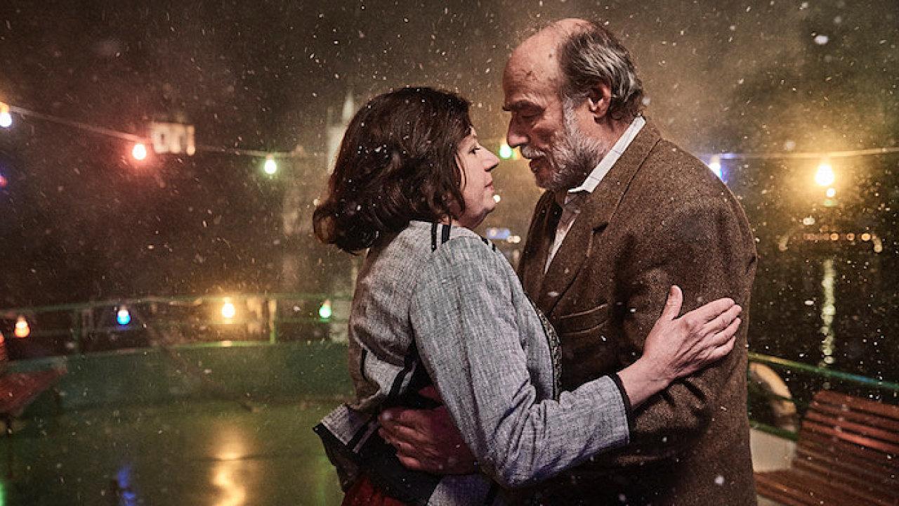 Snímek Bába z ledu do kin vstoupil 23. února.