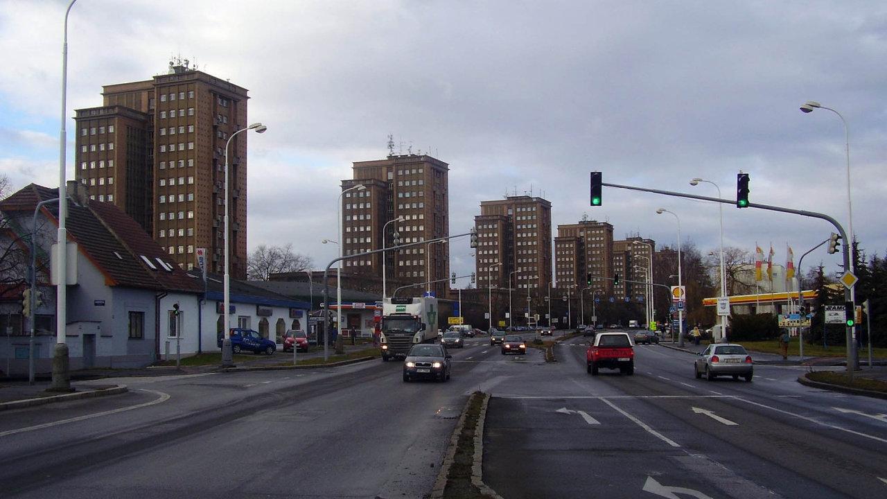 Kladno sáhlo kradikálnímu řešení, když zavyloučenou lokalitu označilo celé město.
