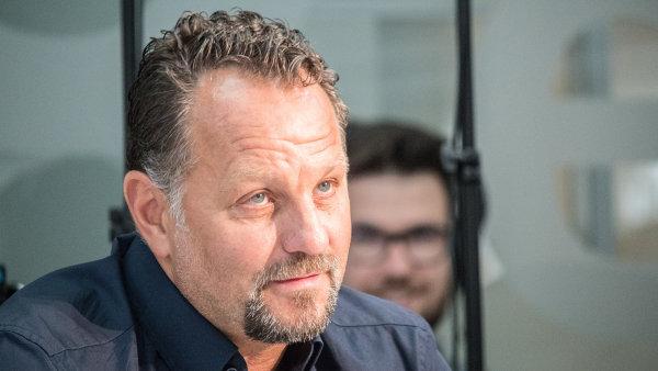 Generální ředitel Liglassu Michael Smelík.