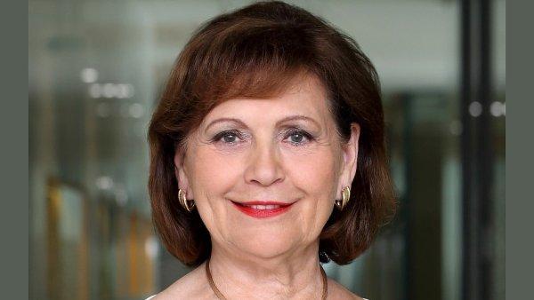 Jiřina Nepalová, předsedkyně Asociace českých pojišťovacích makléřů