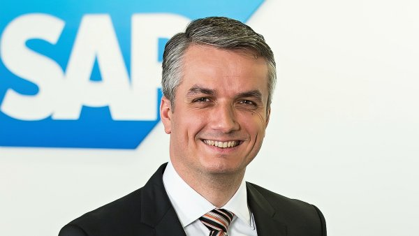 Roman Knap, generální ředitel SAP Slovensko