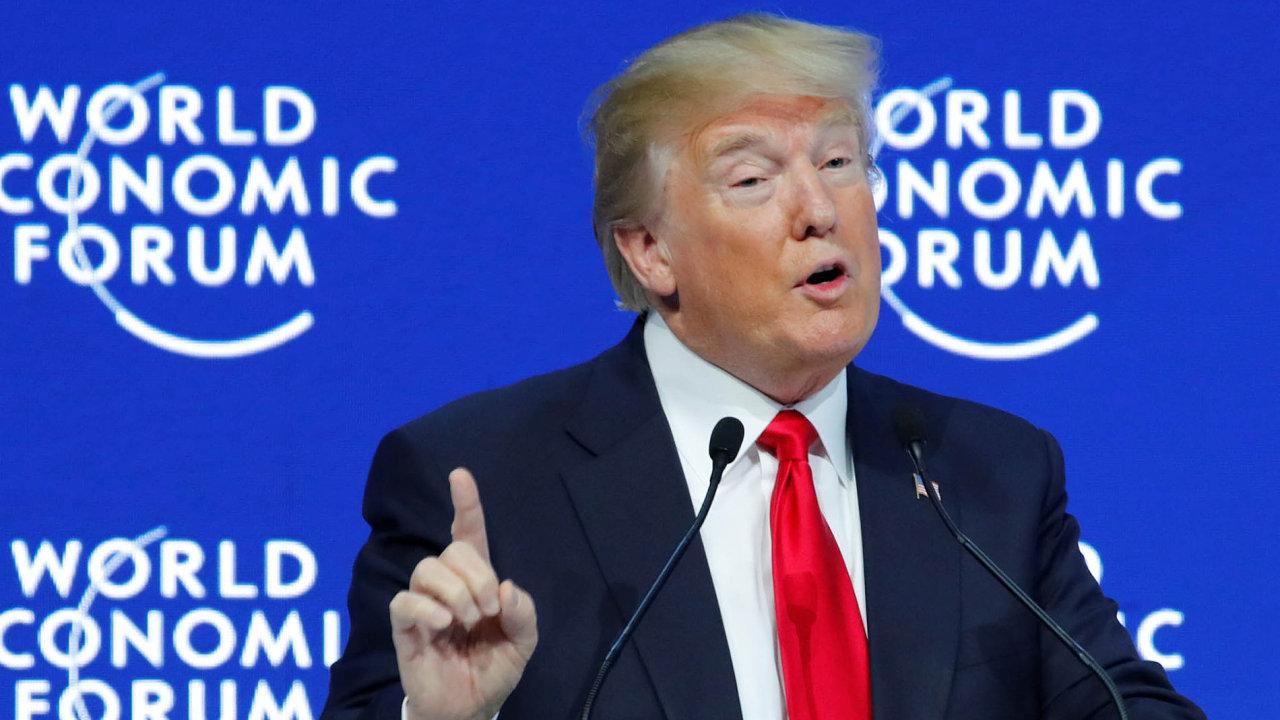 Donald Trump několikrát pohrozil, že by se USA mohly zNAFTA stáhnout.