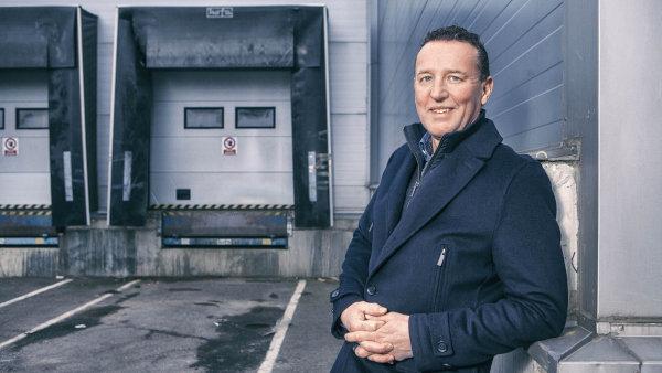 Vladimír Starosta, prezident sdružení dopravců Česmad Bohemia.