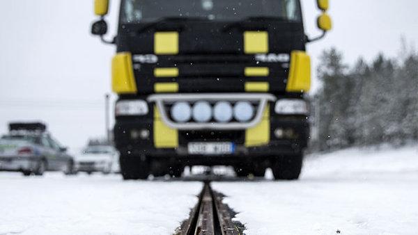 Ve Švédsku byla otevřena první elektrifikovaná silnice