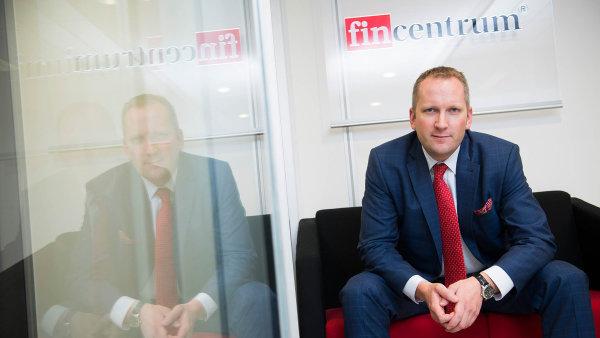Petr Stuchlík, šéf finanční poradenské společnosti Fincentrum.
