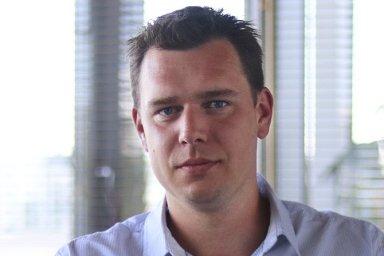Tomáš Krotký, manažer nepřímého prodeje české pobočky společnosti ESET