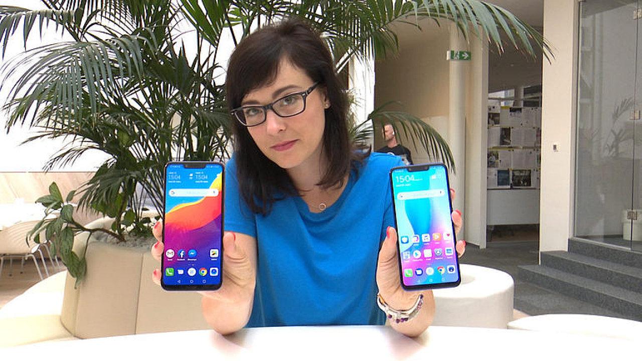 Bratrovražedný souboj Huawei versus Honor. Rozdíl je v úložišti, designu i zoomu.