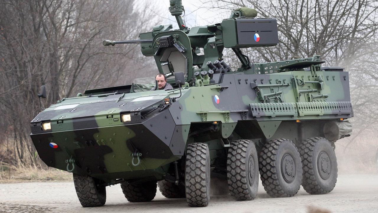 Česko je nyní videální době, kdy investice pro armádu navyšovat, protože je tomu nakloněná iveřejnost.