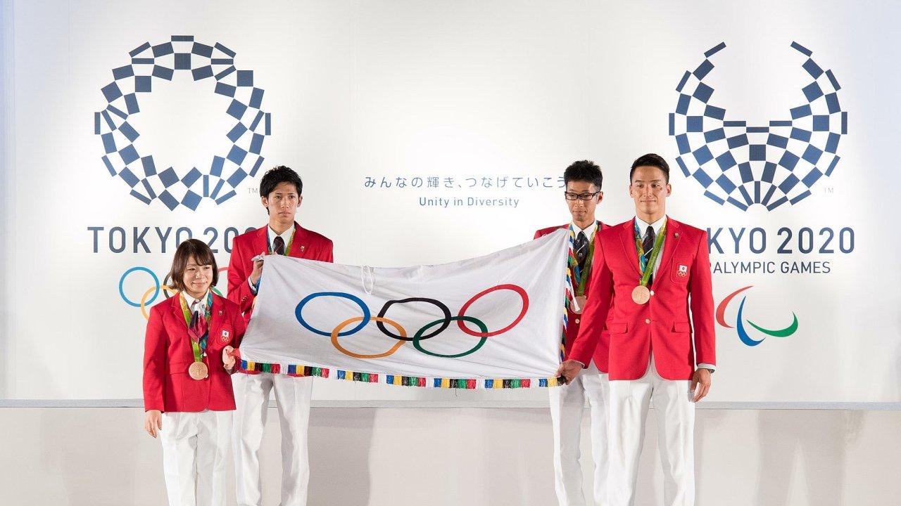 Tokio bude pořádat letní olympijské hry po 56 letech.