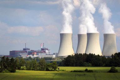 Podle odborářů se shromáždění uskuteční například také před Jadernou elektrárnou Temelín.