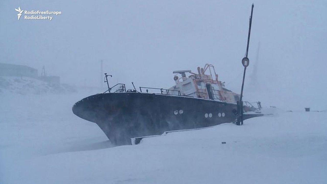 Nejsevernější přístav Ruska. Konci světa hrozí vylidnění