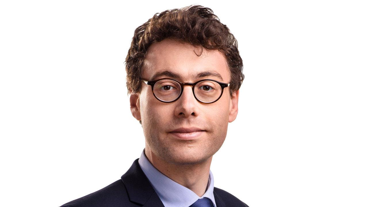 Clément de Lageneste, ředitel společnosti LINKCITY